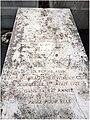 """Charleville-Mézières (France – dép. des Ardennes) — Tombe de la concession """"Rimbaud-Cuif"""".jpg"""
