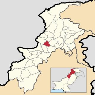 Charsadda District, Pakistan District in Khyber Pakhtunkhwa, Pakistan