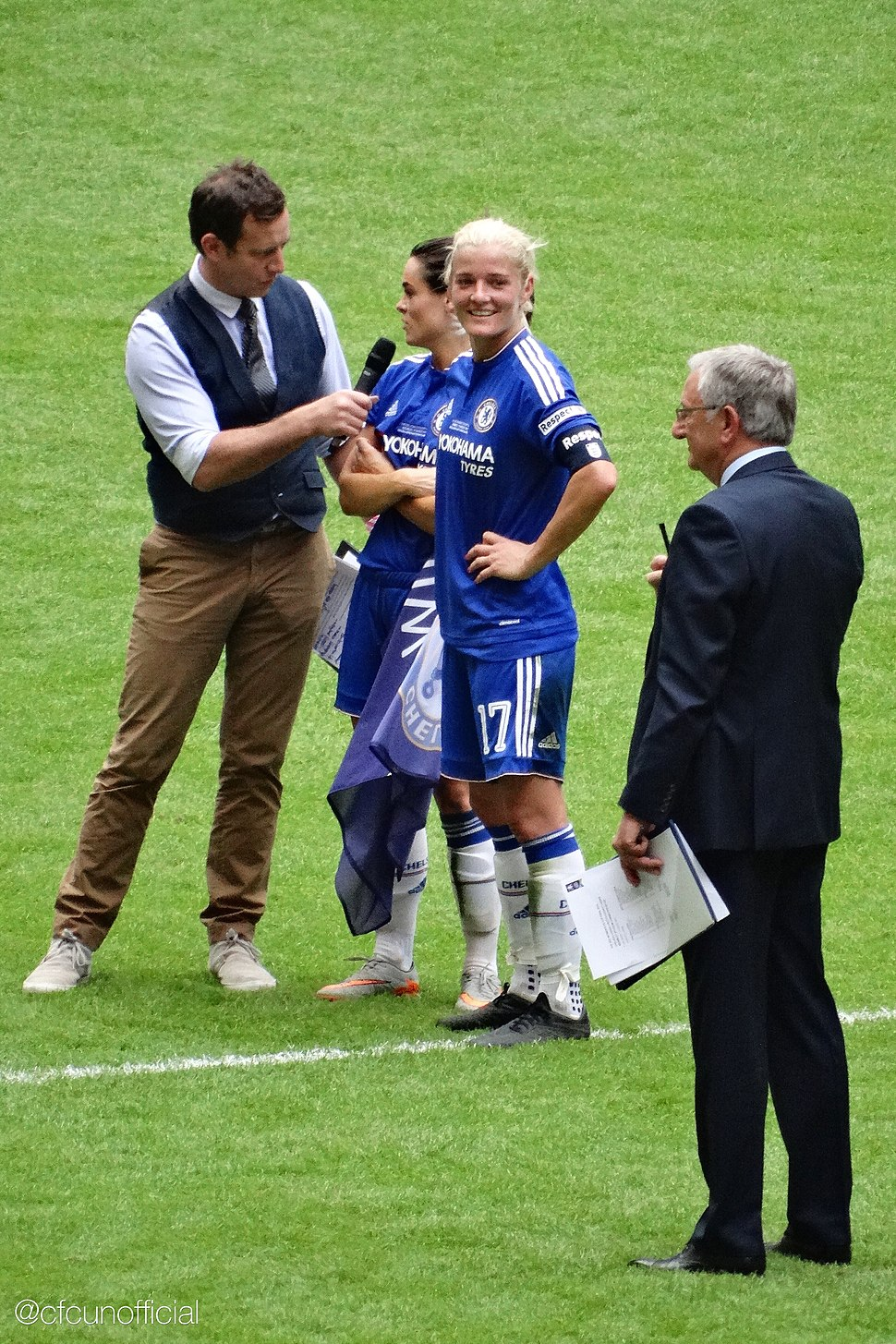 Chelsea Ladies 1 Notts County Ladies 0 (20183103506) (2)