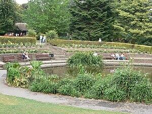 Edward Kemp - Grosvenor Park, Chester
