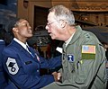 Chief Master Sgt. Kipp Stewart, the first female African-American chief in 116th ACW history retires 140713-Z-IV121-031.jpg