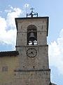 Chiesa di San Panfilo, Tornimparte - campanile, 1.jpg