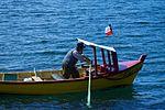 Chile - Puerto Varas 18 - rowboat on Llanquihue Lake (6980519217).jpg