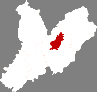 Longcheng District District in Liaoning, Peoples Republic of China