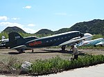 Chinese Air Force C-47, Beijing Aviation Museum (26448579946).jpg