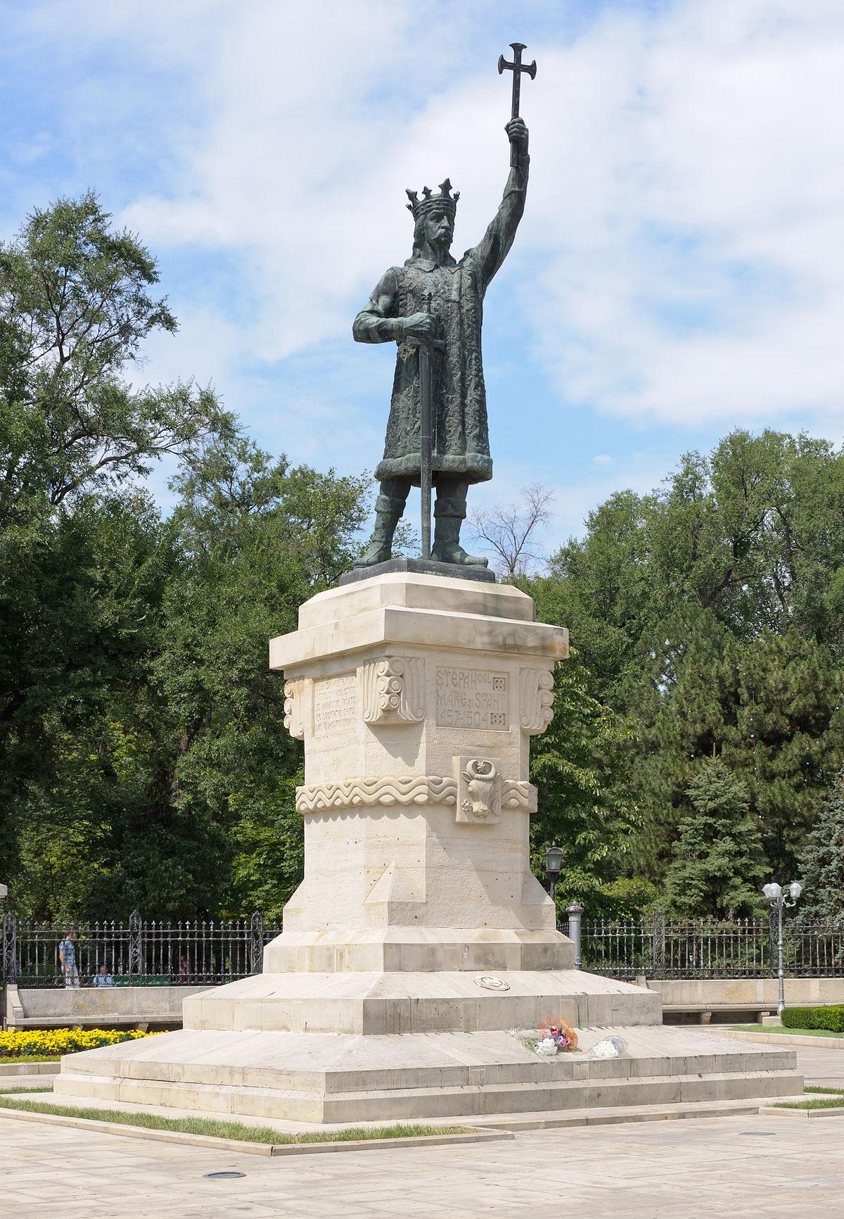 Stefan Cel Mare si Sfant ( 2 Iulie ) / Prince Stephen The ...  |Stefan Cel Mare