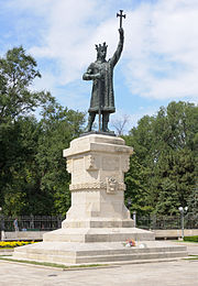 Chisinau Stefan cel Mare monument