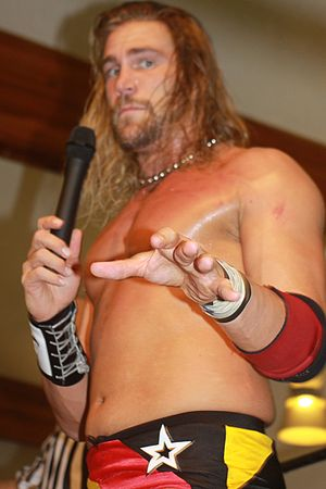 Chris Hero - Hero in 2009