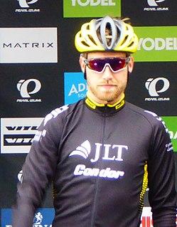 Chris Lawless British bicycle racer