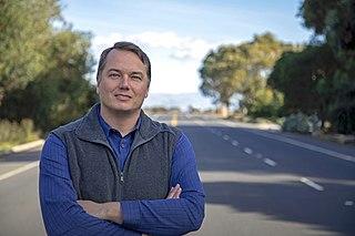Chris Urmson CEO of self-driving technology company Aurora