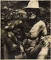 Chris Vandyke from Camping trips on Culburra Beach by Max Dupain and Olive Cotton (12825275763).jpg