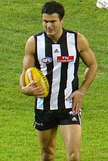 Chris Tarrant (footballer) Australian rules footballer, born 1980