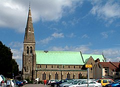 Christ Church, Beckenham - geograph.org.uk - 35351.jpg