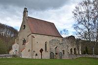 Christgarten Klosterkirche St. Peter 002.jpg
