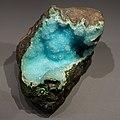 Chrysocolla and quartz MNHN Minéralogie.jpg
