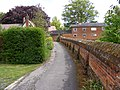 Church Lane, Peasenhall - geograph.org.uk - 1316495.jpg