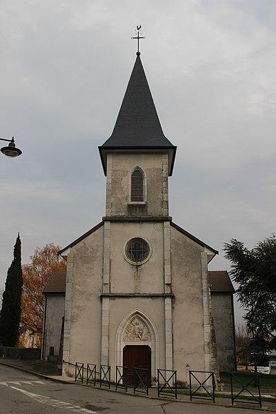 Church of St-Jean de Gonville