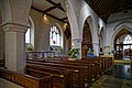 Church of St Andrew's, Boreham, Essex - north aisle and arcade.jpg