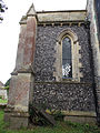 Church of the Holy Cross, Goodnestone - chancel north window.jpg