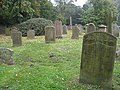 Churchyard of St. Mary's, Lydney - geograph.org.uk - 582403.jpg