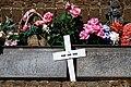 City of London Cemetery and Crematorium disgarded grave tributes detritus 1.jpg