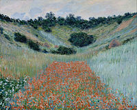 Claude Monet - Poppy Field in a Hollow near Giverny - Google Art Project.jpg