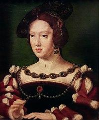 Portrait of Eleanor of Austria