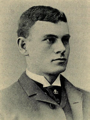 Clinton L. Hare - Hare pictured in Quarter Century Record, Class of 1887, Yale College