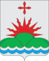 Coat of Arms of Elabuchskoe (Khabarovsk krai).png