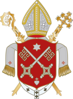 Coat of arms of Archdiocese of Hamburg.png