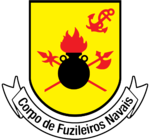 Coat of arms of the Brazilian Marine Corps.png