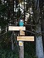 Col de la Croix des Fourches - Panneaux randonnée (août 2018).jpg