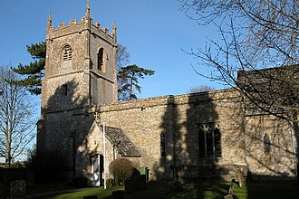 Cold Aston - St Andrew's Church