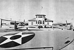 Coleman Municipal Airport - Fairchild PT-19s facing Post Operations.jpg