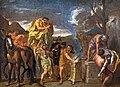 Collection Motais de Narbonne - Mucius Scaevola devant Porsenna - Etude préparatoire pour le tableau du Musée de Mâcon - Charles Le Brun.jpg