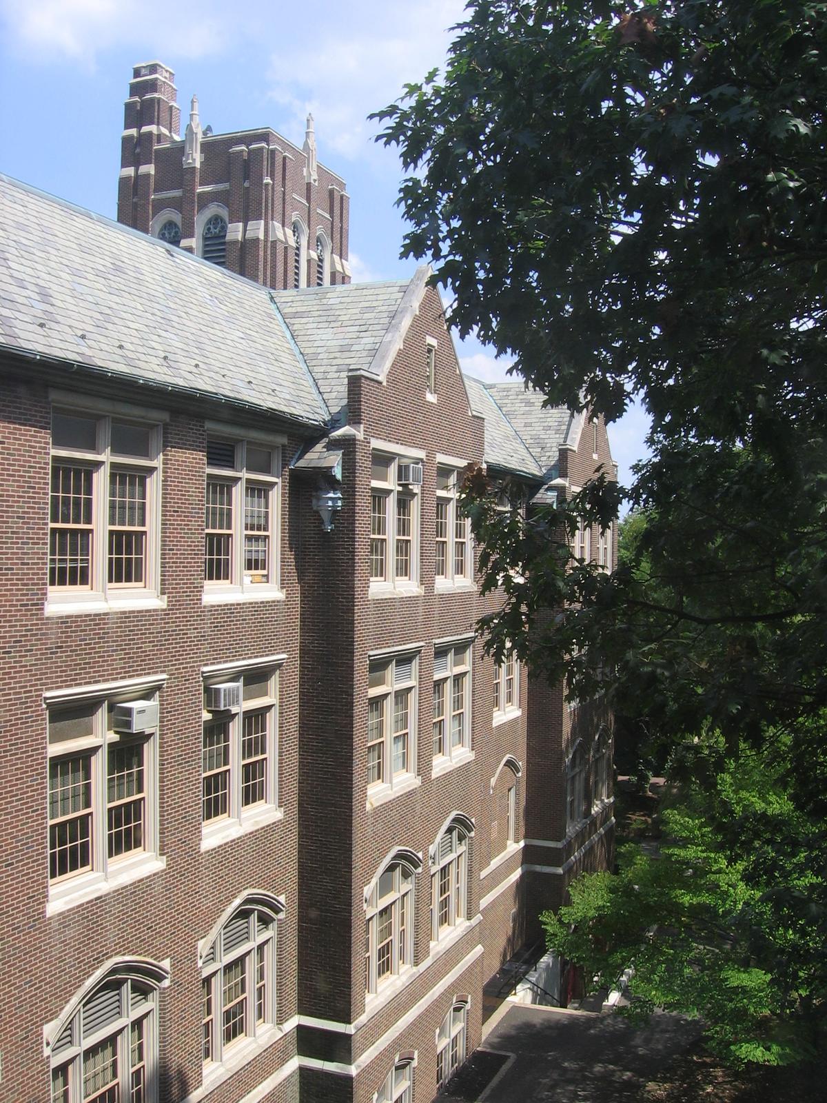 College Hall La Salle University Wikipedia