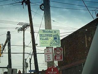 Collinwood,  Огайо, США