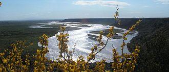 Colorado River (Argentina) - Lower part of Colorado River