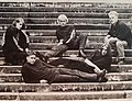 Coma Beach (band members, 1994).jpg