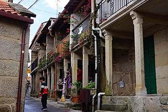 Poio - Image: Combarro Pontevedra 5