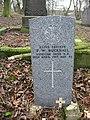 Commonwealth War Grave in Jarrow Cemetery (WW1-07) - geograph.org.uk - 1603383.jpg