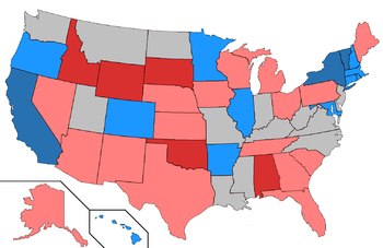 United States gubernatorial elections 2014 Wikipedia