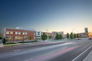 Concordia University School of Law - Image: Concordia University School of Law
