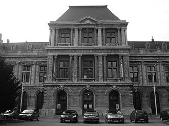Royal Conservatory of Liège - Royal Conservatoire of Liège
