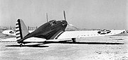 Consolidated PB-2A Special on ground rear view