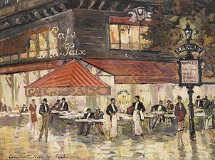 Restaurant Russe Paris Madeleine