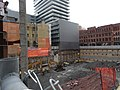 Construction, south side of King, between Leader Lane and Church, 2019 05 01 -w (46963125944).jpg