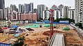 Construction site of Shixia School.jpg