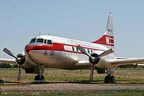 Convair 240-1, Western Airlines (Planes of Fame) AN1535320.jpg