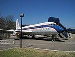 Convair 880 Lisa Marie Graceland Memphis TN 2013-04-01 002.jpg